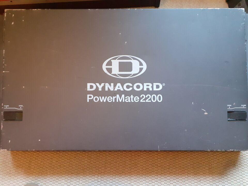 Mixer, Dynacord 2200