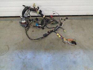 Jeep Wrangler YJ 92-95 Dash Wire Harness Loom w/ Rear Wiper Defrost FREE  SHIP | eBayeBay