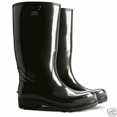 Nuevas botas para hombre Mujer Wellington Impermeable Caminar Agricultura Wellies más grande