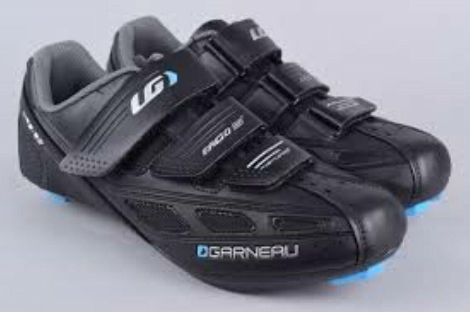 Louis Garneau Ventilador 2 Zapato De Ciclismo De Mujer Negro Talla NH13 25