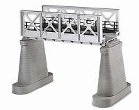 Mth Rail King Silver Girder Bridge O Gauge Train Accessory 40-1014