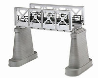 Mth Rail King Silver Girder Bridge O Gauge Train Accessory 40-1014