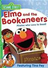 Elmo and The Bookaneers Pirates Who 0891264001359 With Kevin Clash DVD Region 1