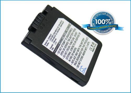 Battery for Panasonic CGA-S001E//1B Lumix DMC-FX1GC-D CGA-S001E Lumix DMC-F1 NEW