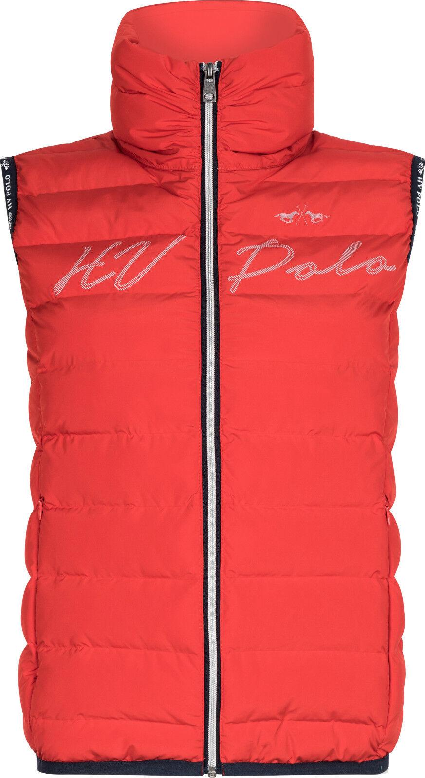 HV Polo Damen Bodywarmer Bodywarmer Bodywarmer Reitweste Jena Stehkragen Logo-Print  | Erschwinglich  | Neue Produkte im Jahr 2019  | Zuverlässiger Ruf  de63c1