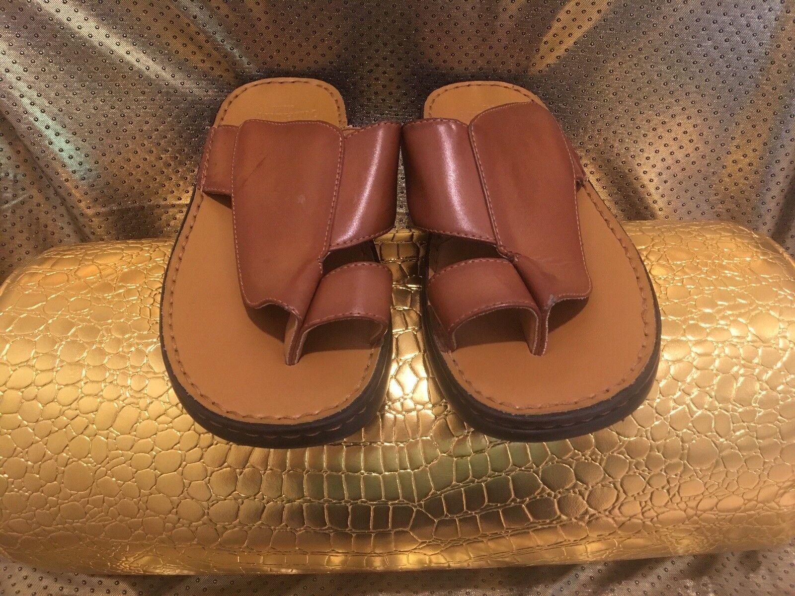 Anthino Giano Luz Suave Medical menthong Sandalias Talla 42 zapatos hechos a mano