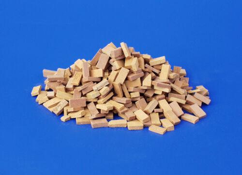 Ziegelsteine in 1:35 Grundpreis: 100g = 7,84 EUR PLUS MODEL #040 Bricks