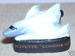 Charm Feve Porcelaine 3d Navette Spatiale Condor Iii Sur La Planète Mars Rpfo2yce-07231225-301240390