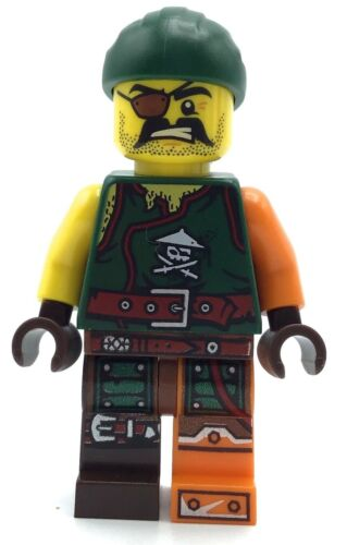 LEGO NEW SKY PIRATE MINIFIGURE NINJAGO AUTHENTIC FIG