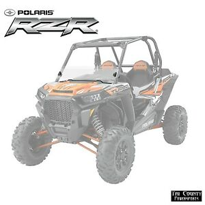 2018-2020 POLARIS RZR TURBO S XP 1000 XP4 HALF POLY WINDSHIELD 2883135