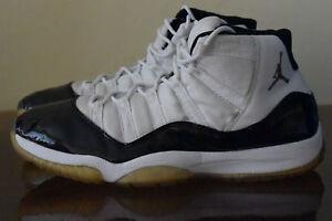 7a1b15181a12 2005 Nike Air Jordan XI 11 Retro DMP Concord 136046-171 Sz 12