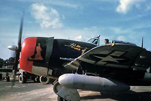 """Details about #338 P 47 Republic Thunderbolt """"Belle of Belmont"""" 56th Fighter Group Photo 11x17"""