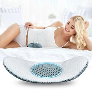 Lumbar Pillow Bed Back Support Sleeping Pillow Multifunctional