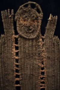 Old Woven Timbuwarra Ritual Figure - Wiru People Highlands Papua New Guinea