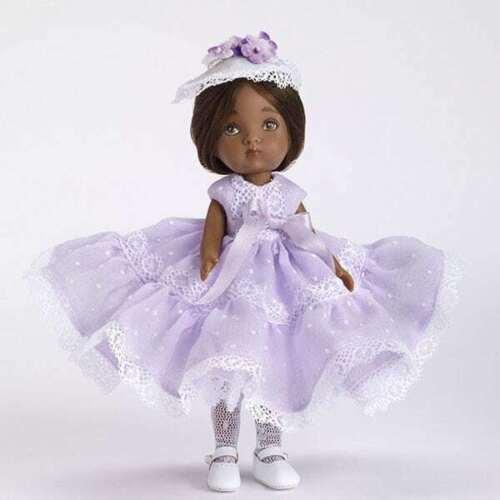 Sweet Violet Nancy Ann Storybook Dolls
