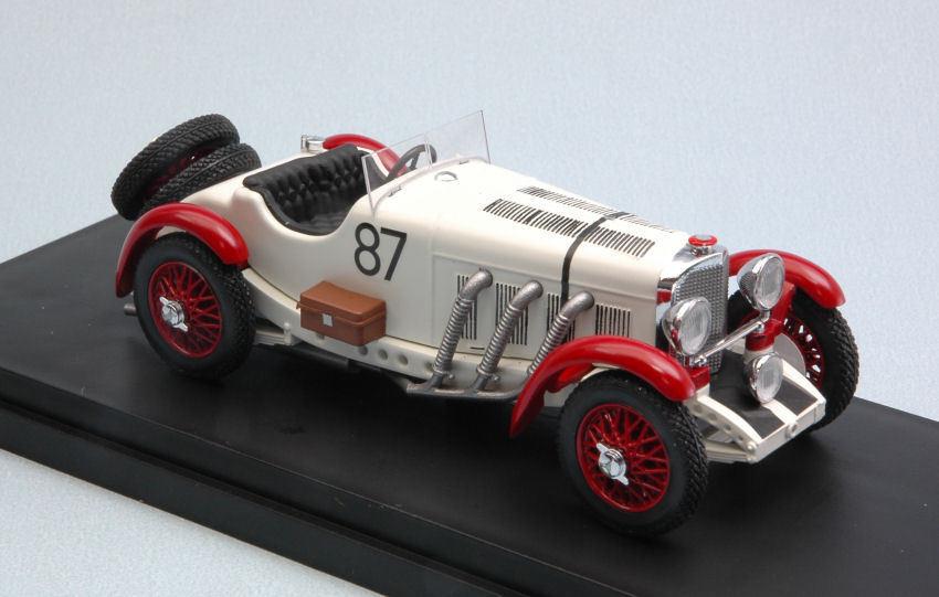 Mercedes SSKL Winner Mille Miglia 1931 Rudolf Caracciola 1 43 Model rio4543