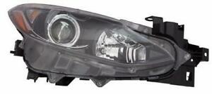 2014-2016 Mazda 3 Headlight Passenger Side Halogen High Quality Canada Preview