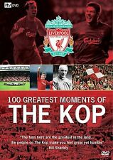Liverpool FC - 100 Greatest Moments Of The Kop Bill Shankly Brand New SEALED
