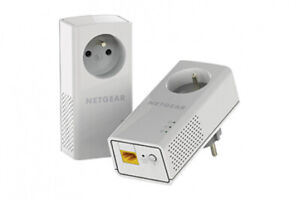 Netgear PLP1000-100FRS PowerLine Netzwerkadapter 1000 Mbit/s Eingebauter Etherne
