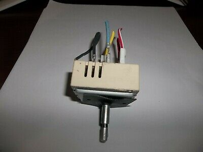 DOWNDRAFT TOP BURNER ELEMENT SWITCH WB24X10176 GE Profile ELECTRIC Cooktop