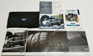 2014 FORD F-150 OWNERS MANUAL FX 2 4 KING RANCH STX ...