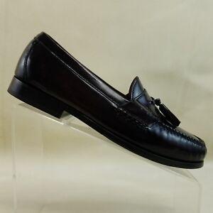 Cole Haan Burgundy Pinch Tassel Loafer Shoe C06588 Men's Size 9M #C44