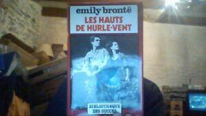 Les-Hauts-de-Hurle-Vent-Bibliotheque-des-succes-de-Emi-Livre-d-039-occasion