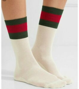 Gucci-socks-Red-and-Green-web-Brand-New