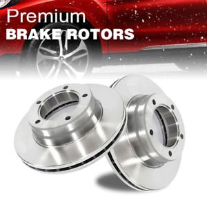 Front Disc Brake Rotor 2PCS For 2015-2016 Kia Sedona