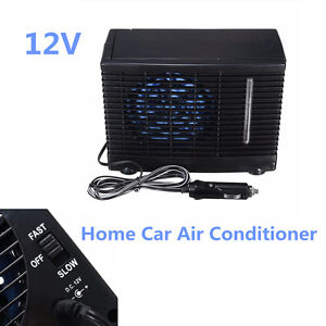 Universal 1pcs 12v Car Cooler Cooling Fan Water Ice
