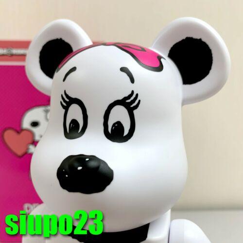 Medicom 400/% Bearbrick ~ Peanuts Snoopy Be@rbrick 2020 Belle