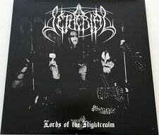 SETHERIAL - lords of the nightrealm -BLACK LP 2010 - (Funeral Industries)