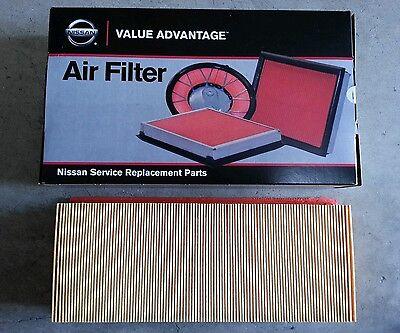 Genuine OEM Nissan Altima Engine Air Filter  4 cyl 07-12 AF54M-JA00J-NW AF5703