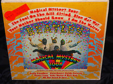 The Beatles Magical Mystery Tour SEALED US ORIG 1967 LP W/ CAPITOL DOME LOGO