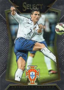 Panini-seleccionar-Soccer-2015-16-Cristiano-Ronaldo-tarjeta-base-Francia-36