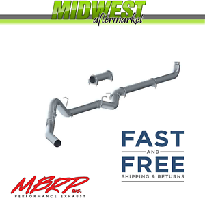 MBRP-Downpipe-Back-Exhaust-System-Fits-01-07-Chevy-GMC-Duramax-W-O-Muffler