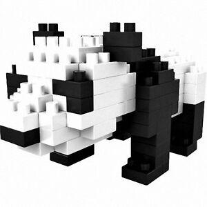 panda blockling micro-nano bausteine - gadget