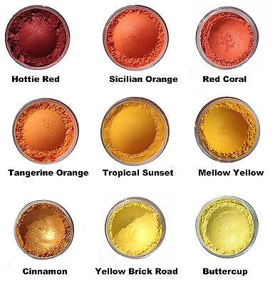 Cosmetic Mica Powder Colour Pigment Soap,Bath Bombs/Eyeshadow/Nail Art Additives
