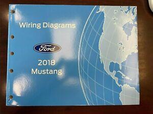 2018 Ford Mustang Wiring Diagram Ebay