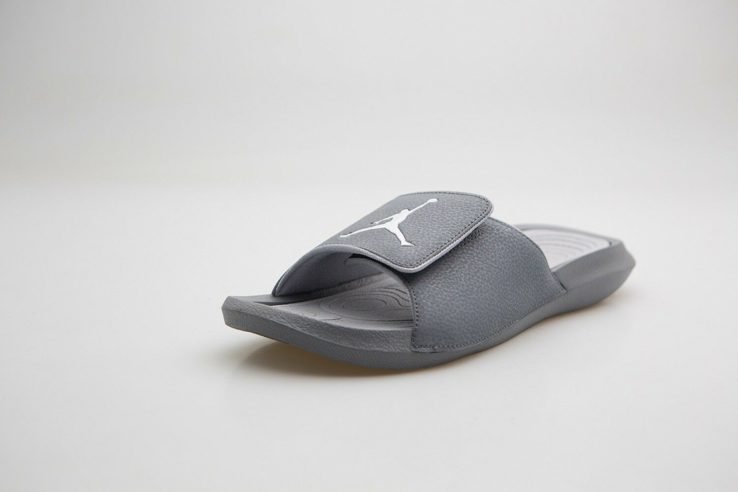 be10c03373bed6 881473-004 Jordan Men Hydro 6 Slide Cool Grey Wolf Grey Grey Grey 8bffb7