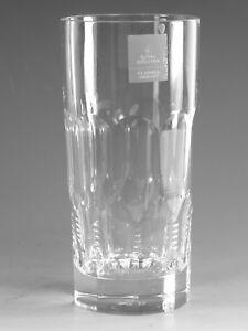 Royal-DOULTON-Crystal-Classics-Cut-Highball-Glass-Glasses-6-034