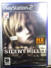 silent hill 3 PS2 PAL ITA NUOVO Nuovo sigillato sealed NEW prima release