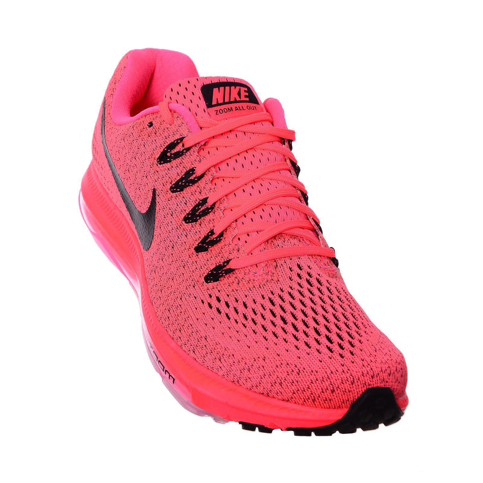 Damen Nike Zoom alle draußen Hot niedrig Hot draußen Punch Laufschuhe 878671 601 f3137e