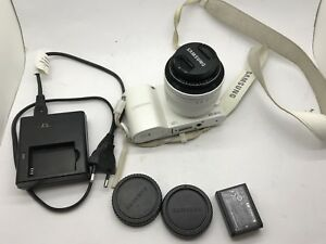 Details about Samsung NX1000 20 3 MP Mirrorless Digital Camera with 20-50mm  Lens