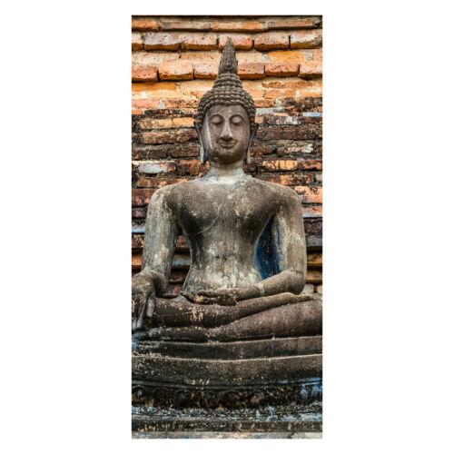 porte-Autocollants Türtapete Sukhothai historique Park Papier Peint türbild,