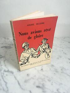 Noi Aerei Sognato Di Gloria Andre Roy 1965