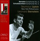 Bernstein: Symphonie No. 2; Schostakowitsch: Symphonie No. 5 (CD, Aug-2010, Orfeo)