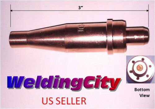 WeldingCity Acetylene Cutting Tip 1-101-6 Size #6 Victor TorchUS Seller Fast