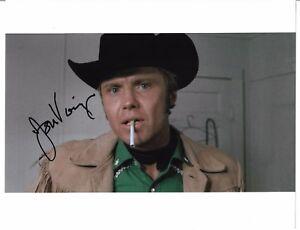 Jon-Voight-autographed-8x10-photo-COA-Midnight-Cowboy-039-Joe-Buck-039