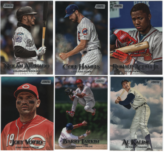 2019 Topps Stadium Club Baseball Base Set Rc Cards Choose Card S 1 150
